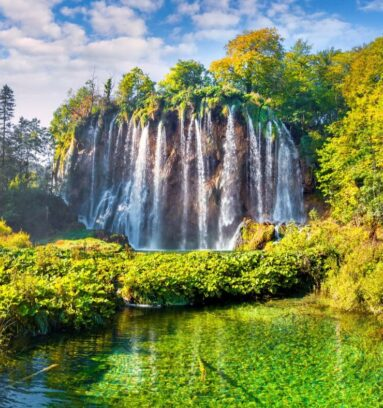 Private Tour to Plitvice Lakes from Zagreb