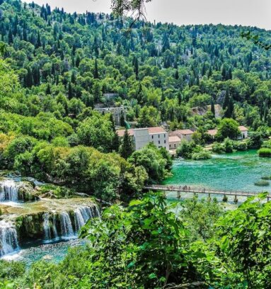 Private Tour to Krka National Park from Split