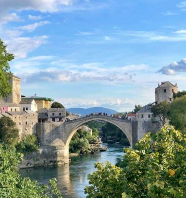 Private Tour to Mostar & Kravice from Dubrovnik